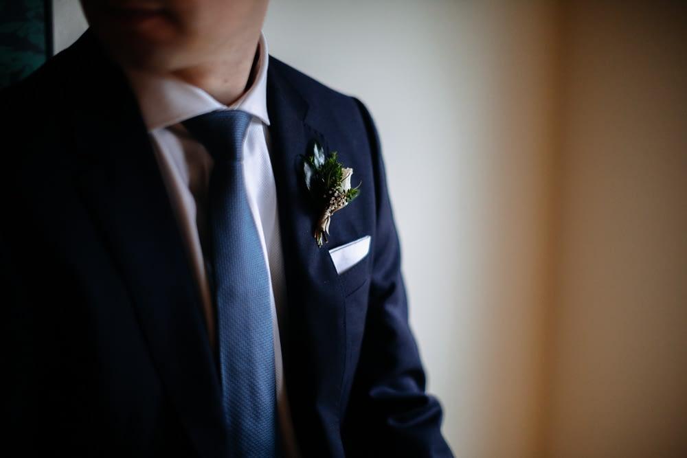 groom's boutineer