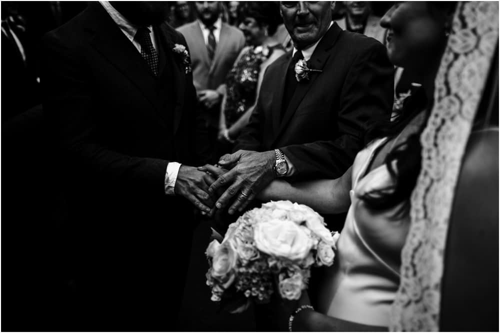 Georgetown ballroom wedding