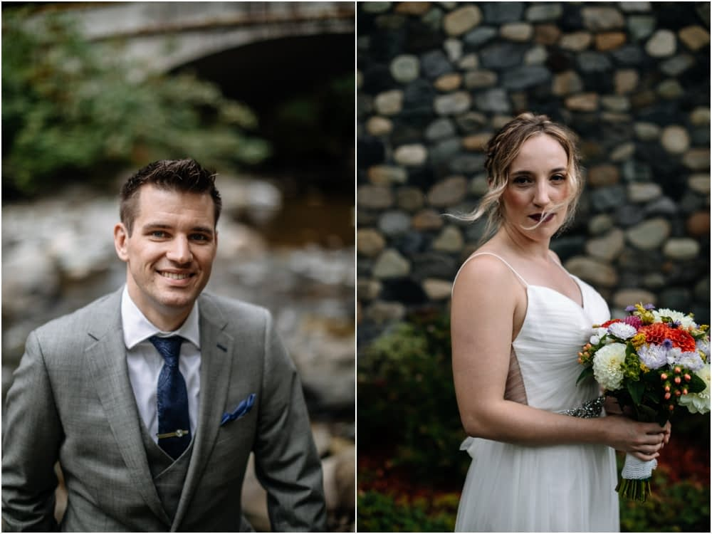 Preston Community Center wedding